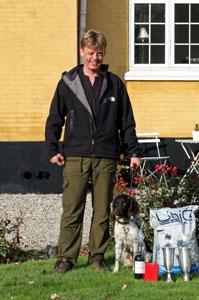 Fuglevangs Kikki - Fører Kenneth Hansen